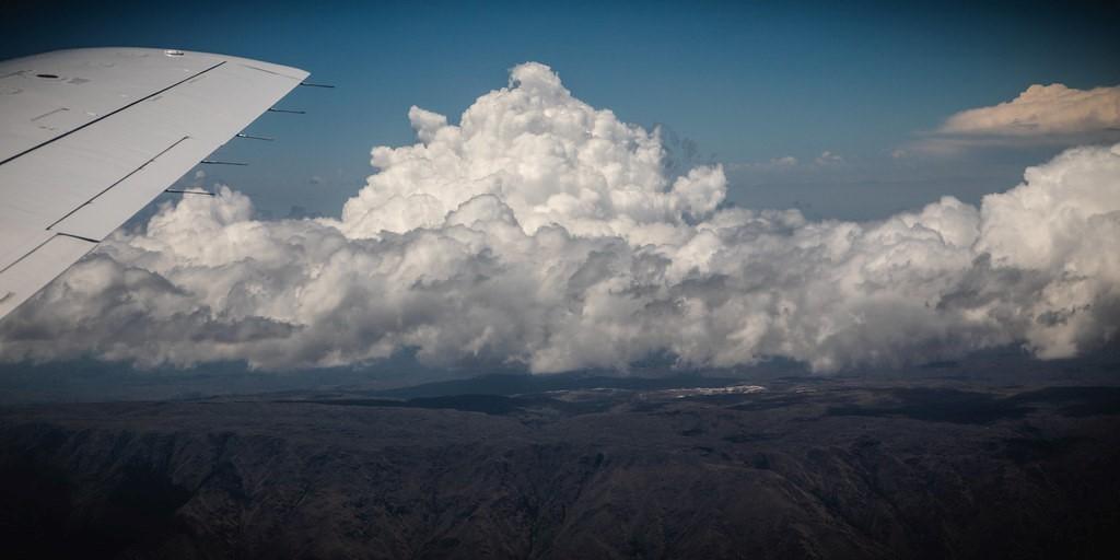 CACTI during flight