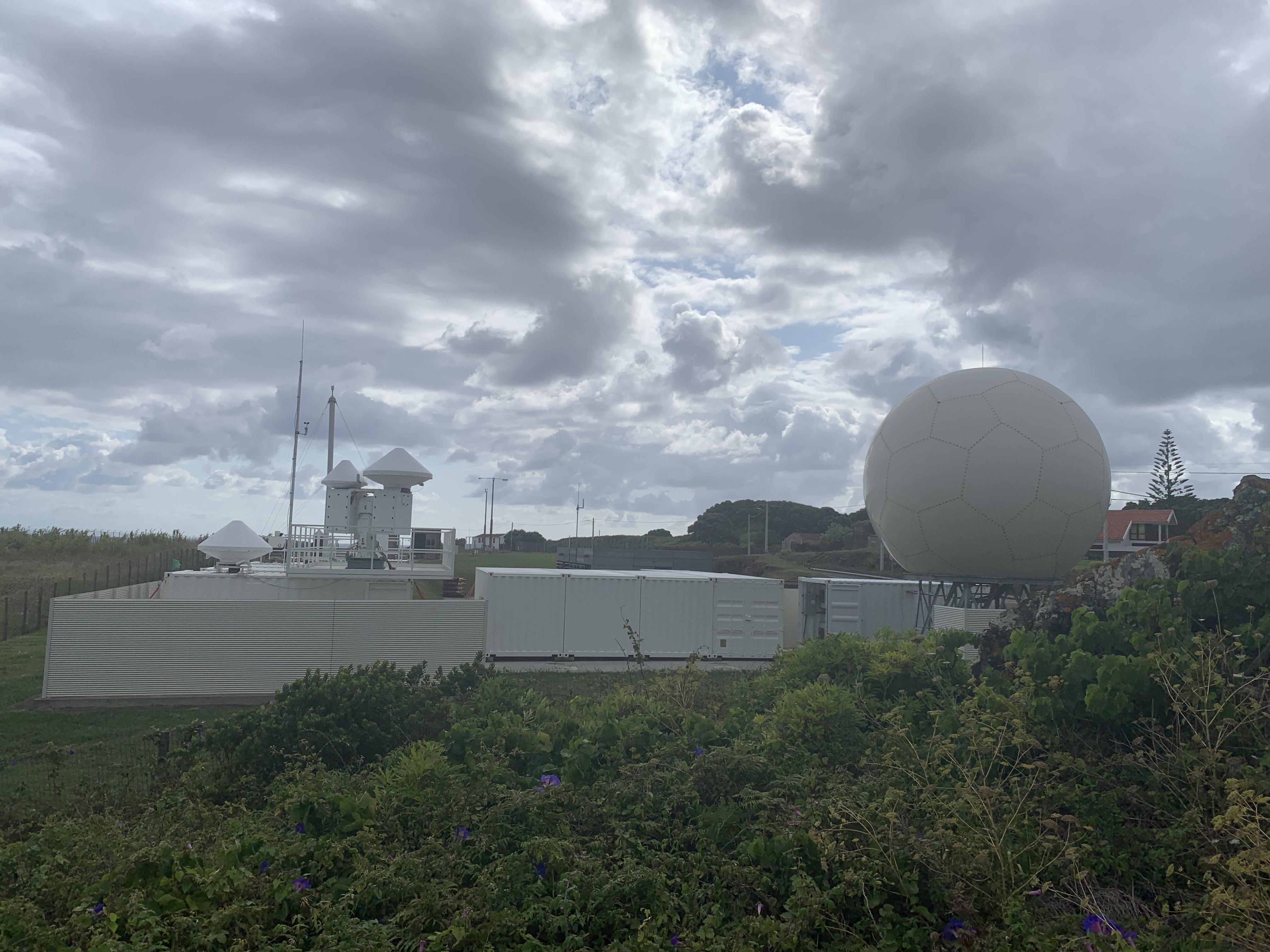 Eastern North Atlantic atmospheric observatory